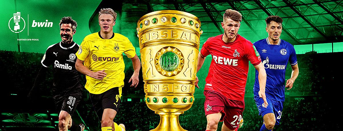 Quiz DFB-Pokal Achtelfinale