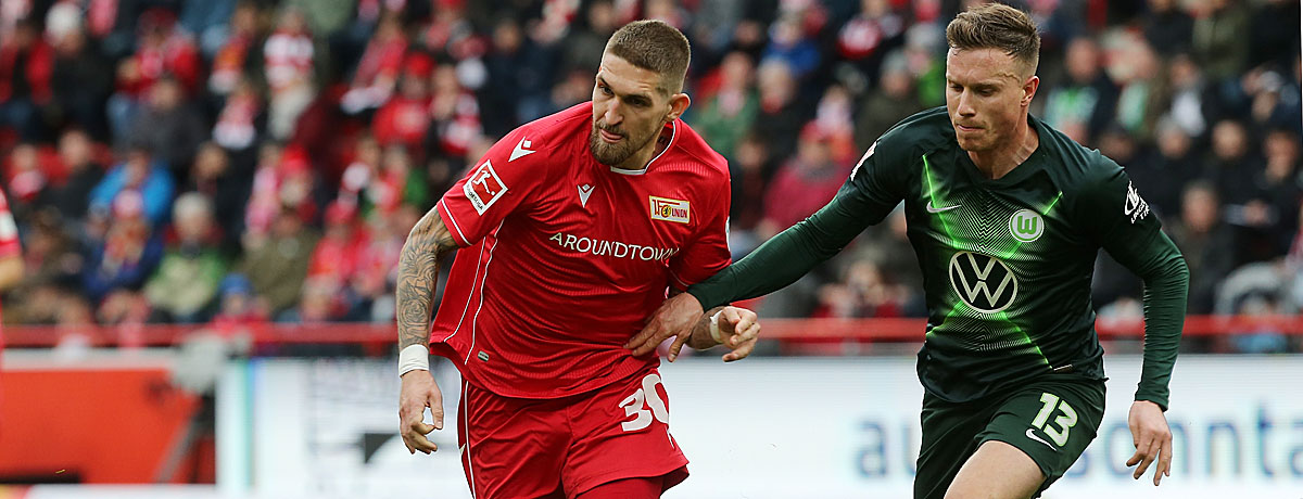VfL Wolfsburg - Union Berlin Bundesliga 2020/21