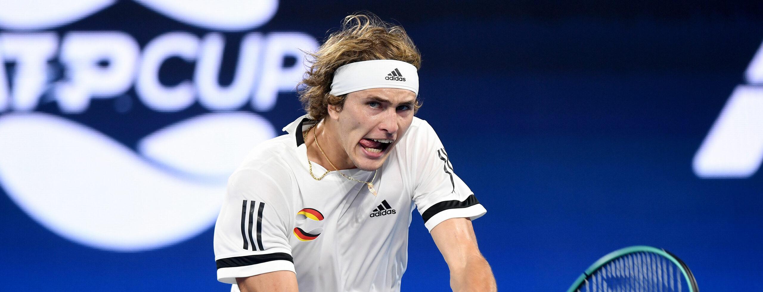 ATP Cup: DTB-Team in der Außenseiterrolle