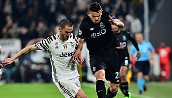 FC Porto – Juventus: Stolperstein für die Alte Dame