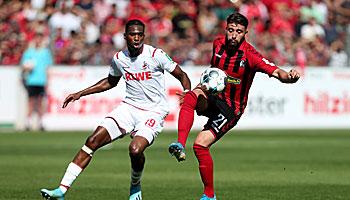 SC Freiburg – 1. FC Köln: Team der Stunde empfängt auswärtsstarke Gäste