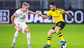 BVB – FSV Mainz 05: Kein Selbstläufer für Dortmund