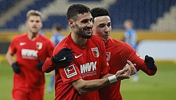 FC Augsburg – FC Bayern: FCA rechnet sich etwas aus