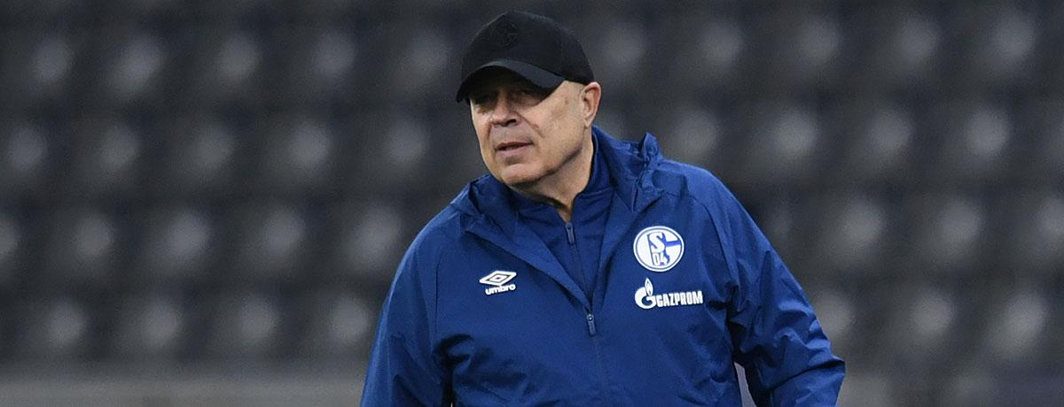 Christian Gross Schalke