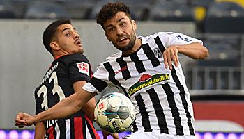 SC Freiburg – Eintracht Frankfurt: Teams der Stunde unter sich