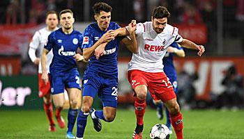 Schalke – 1. FC Köln: Verlieren verboten!