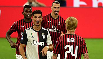 AC Mailand – Juventus: Bereits die letzte Scudetto-Chance für Juve