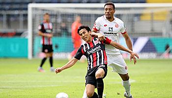 FSV Mainz 05 – Eintracht Frankfurt: SGE gastiert beim Angstgegner