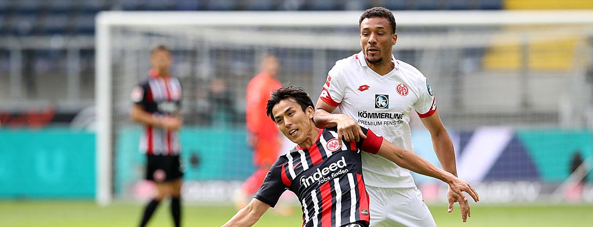 FSV Mainz 05 - Eintracht Frankfurt: SGE gastiert beim Angstgegner