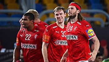 Handball-WM 2021: Titelverteidiger Dänemark der Top-Favorit