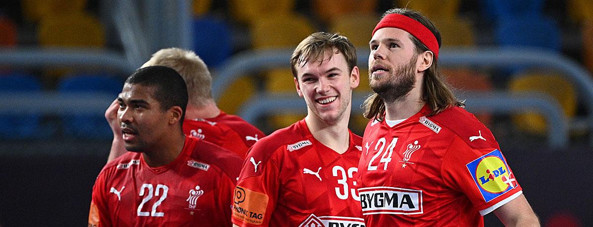 Handball-WM 2021 Quoten