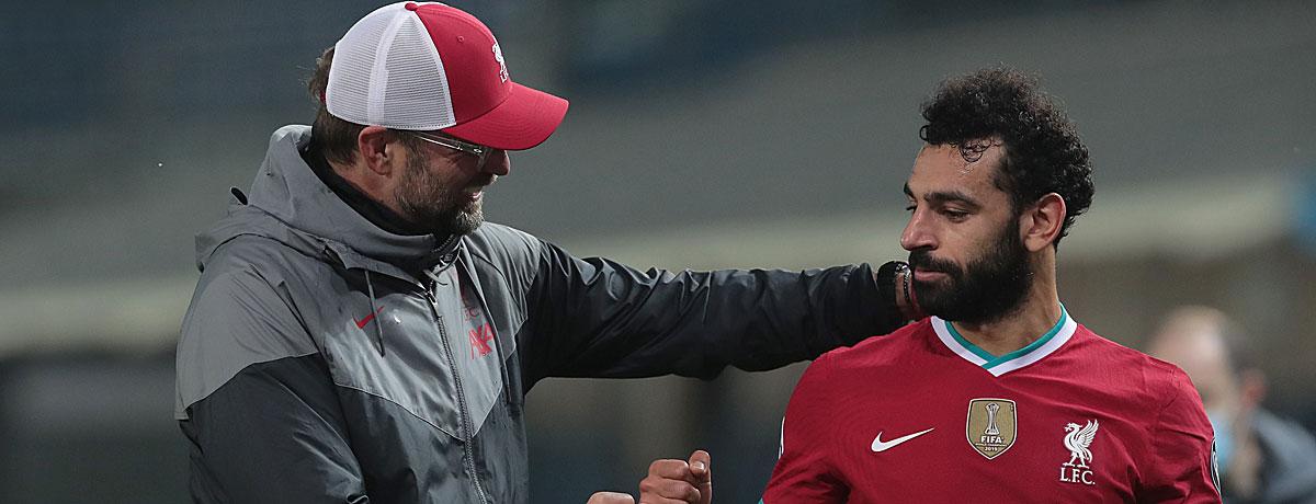 Tottenham - FC Liverpool: Die Reds liegen den Spurs nicht