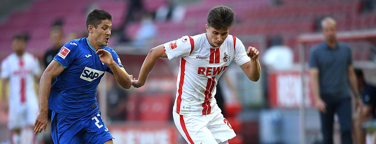 TSG Hoffenheim - 1. FC Köln Bundesliga 2020/21