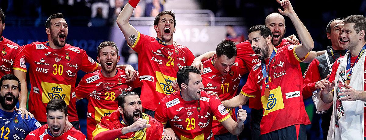 Spanien Handball