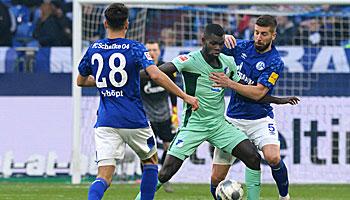 Schalke – TSG Hoffenheim: S04 droht Einstellung des Tasmania-Rekords