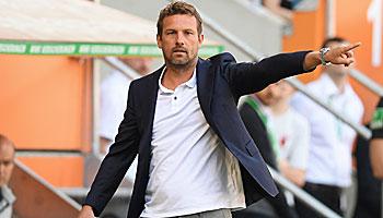 VfB Stuttgart – FC Augsburg: Weinzierl-Comeback gegen Ex-Klub