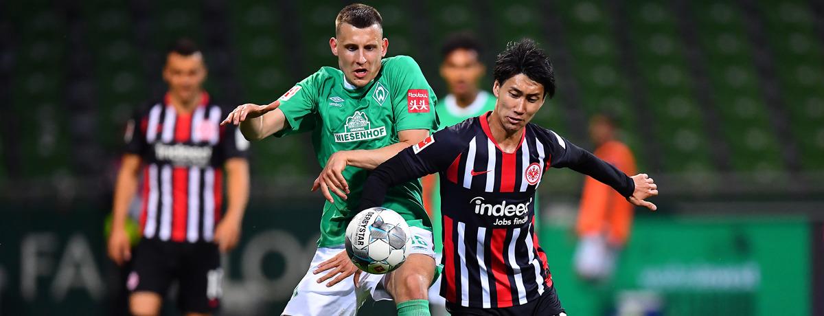 Werder Bremen - Eintracht Frankfurt: Kein Stolperstein für die Serientäter vom Main