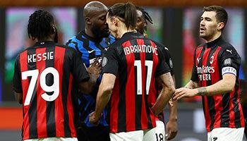AC Mailand - Inter Mailand: Runde 2 im Privatduell Ibrahimovic/Lukaku