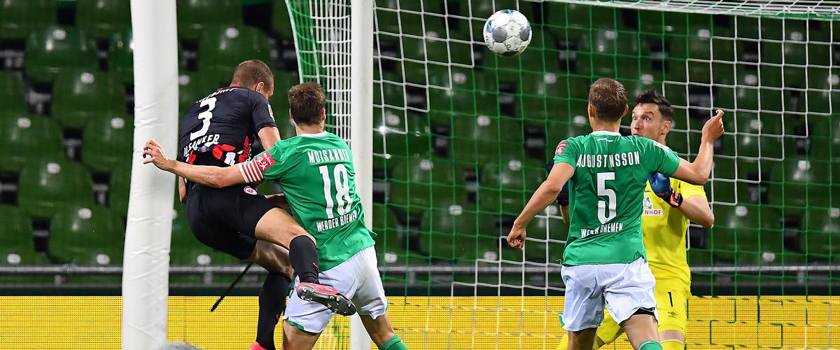 Stefan Ilsanker Doppelpack Werder Bremen