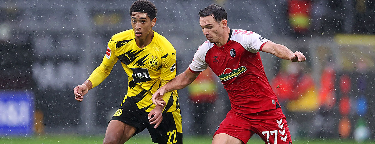 SC Freiburg - BVB Bundesliga 2020/21