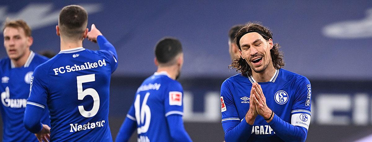 Schalke - RB Leipzig Bundesliga 2020/21