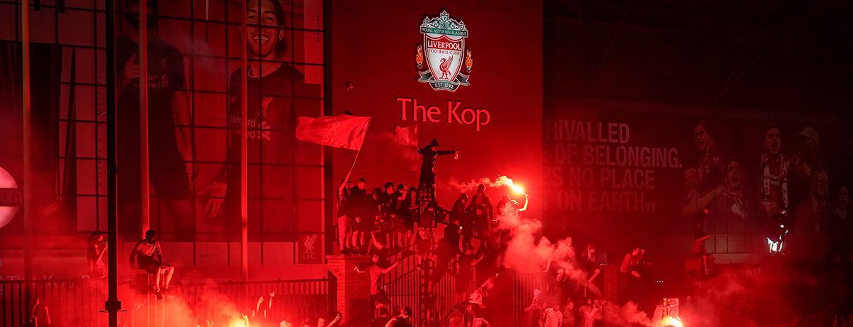 FC Liverpool - Manchester City Premier League 2021