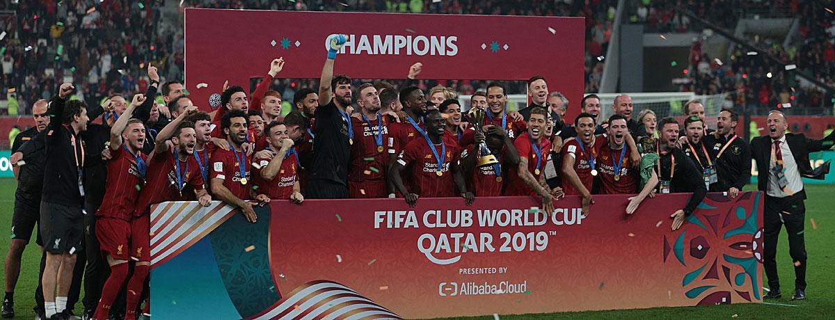 FIFA Klub-WM 2019 Liverpool.