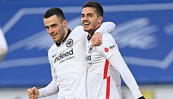 Eintracht Frankfurt – FC Bayern: Offensiv-Spektakel im Jubiläums-Duell