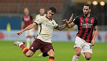 AS Rom - AC Mailand: Milan droht die nächste Pleite