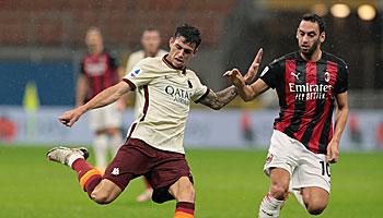 AS Rom – AC Mailand: Milan droht die nächste Pleite