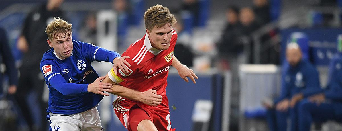 Union Berlin - Schalke Bundesliga 2020/21