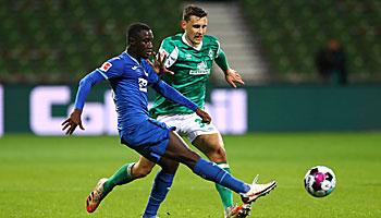 TSG Hoffenheim – Werder Bremen: Gastgebern droht EL-Kater