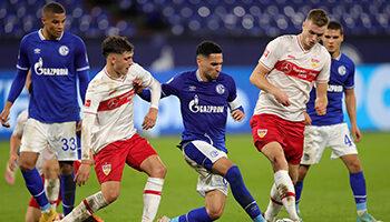 VfB Stuttgart - Schalke: Königsblaue Hoffnung geht gegen Null