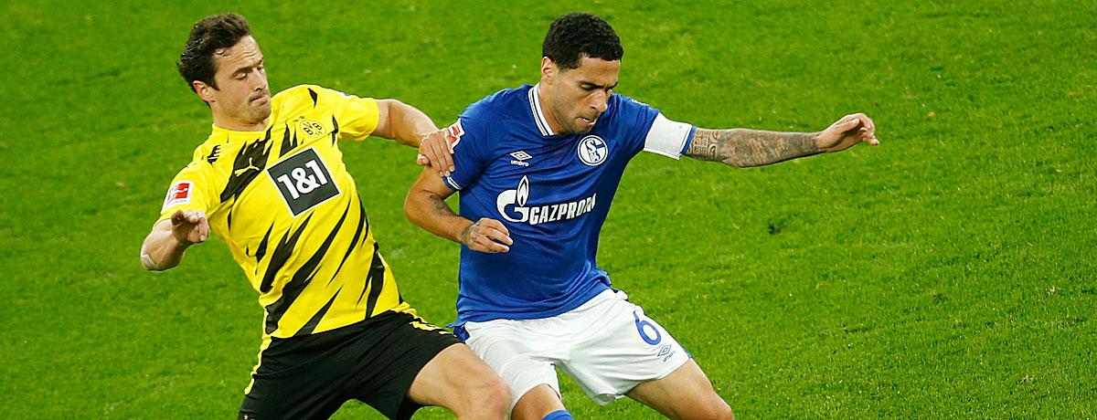 Schalke - BVB Bundesliga 2020/21