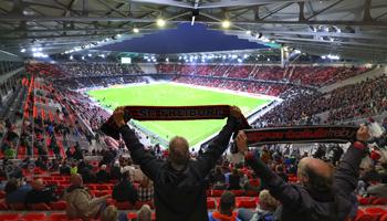 SC Freiburg - RB Leipzig: Neues Heim, Glück allein