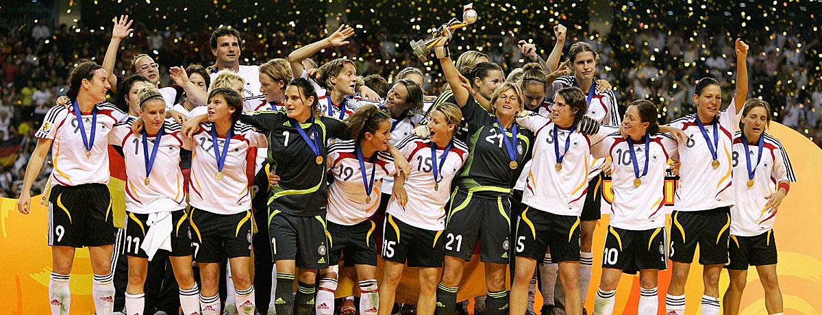 DFB Frauen-Nationalmannschaft