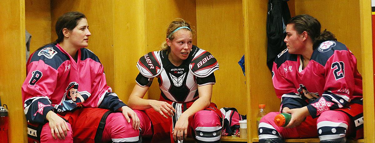 NWHL Frauensport