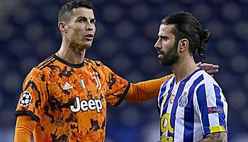 Juventus - FC Porto: Bianconeri droht das erneute Achtelfinal-Aus