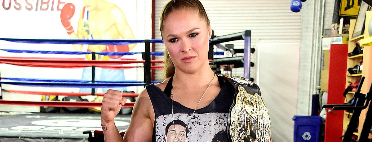 Ronda Roussey UFC