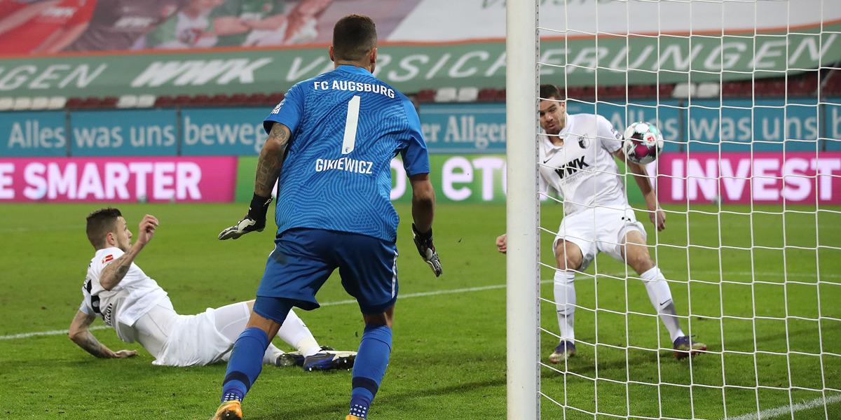 Raphael Framberger Eigentor FC Augsburg