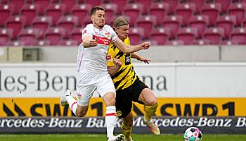 Die schnellsten Spieler der Bundesliga