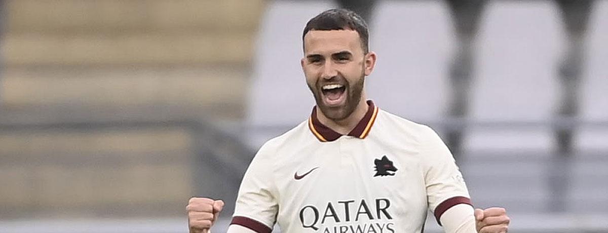 Borja Mayoral AS Roma Europa League Torschützenkönig