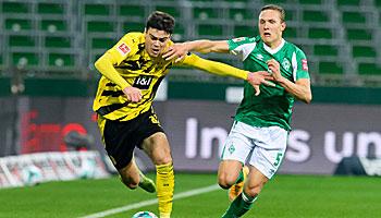 BVB – Werder Bremen: Champions-League-Spiel als gutes Omen