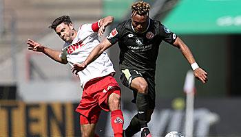 1. FC Köln – FSV Mainz 05: FC geht mit Mutmachern ins 6-Punkte-Spiel
