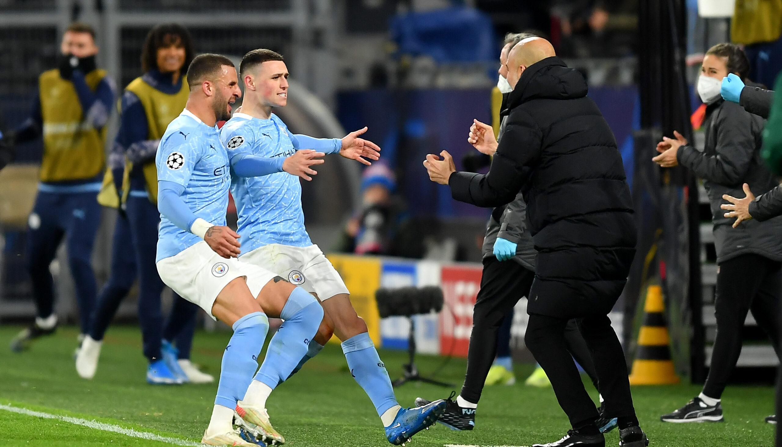 Manchester City – PSG: Citizens dem Finale so nah