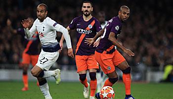 Tottenham – Manchester City: Wer gewinnt den ersten Titel 2021?