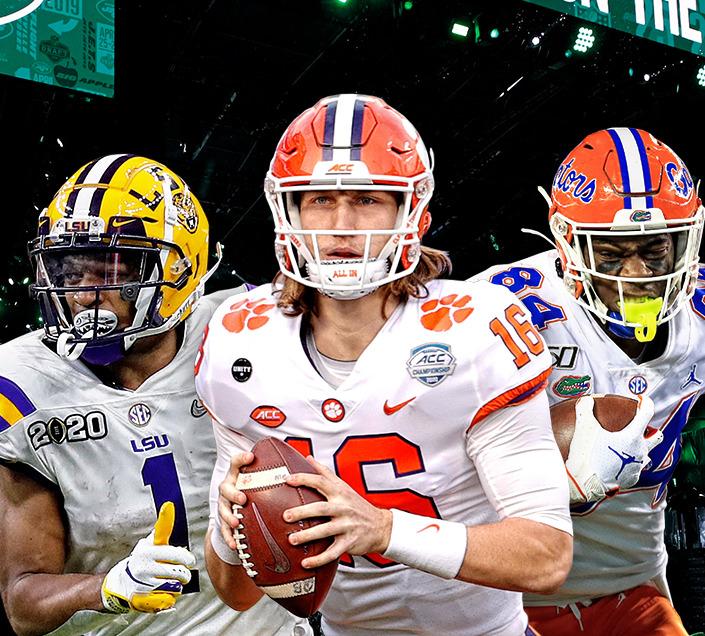 NFL Draft 2021: Der Jahrgang der Superlative im bwin Check
