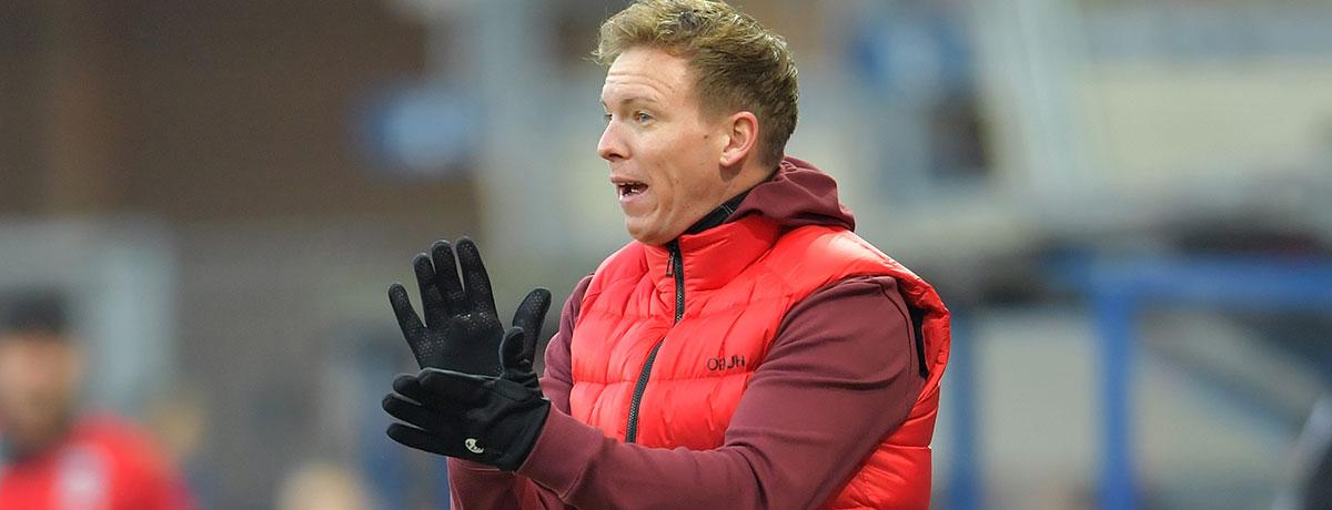 RB Leipzig Nagelsmann