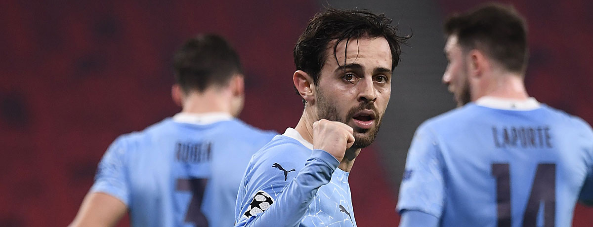 Manchester City - Manchester United: Skyblues mit offener Rechnung