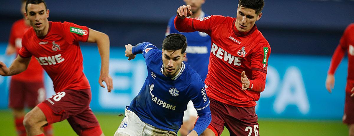 1. FC Köln - Schalke